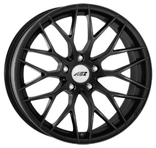 AEZ Wheel Antigua dark 8,5x19 ET33 5x120 19 Inch