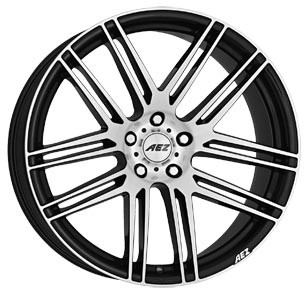 AEZ Wheel Cliff dark 9,0x20 ET46 5x120 20 Inch