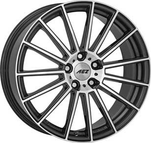 AEZ Wheel Steam 8,0x19 ET57 5x112 19 Inch