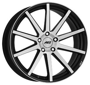 AEZ Wheel Straight 7,5x17 ET45 5x114,3 17 Inch