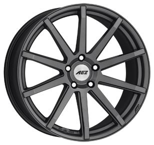 AEZ Wheel Straight dark 7,5x17 ET45 5x114,3 17 Inch