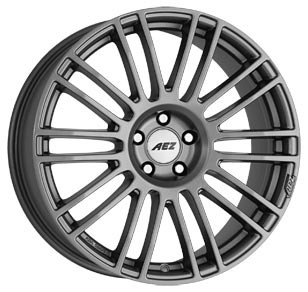 AEZ Wheel Strike graphite 8,5x19 ET45 5x108 19 Inch