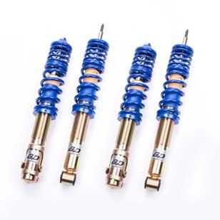 AP Coilovers steel GF60-030 for OPEL Astra
