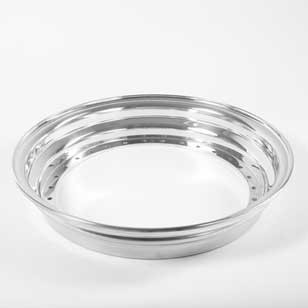 BBS Outer Lip wheel half 2.5x15 Stainless Steel 30-holes