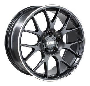 BBS Wheel CH-R 10,0x20 ET18 5x112 20 Inch satinum black