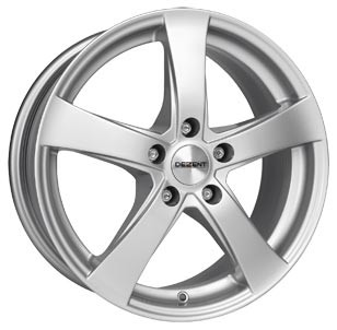 Dezent Wheel RE 7,0x16 ET40 5x112 16 Inch
