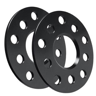 SCC Spacer 5mm 10219W black anodized for Peugeot 1007 106 I 106 II 205 I Cabriolet 205 II 206 CC 206 SW 206 Schrägheck 206 Schrägheck 206 Stufenheck 206 Van 207 CC 207 SW 207 Stufenheck 207 Van 3008 306 Break 306 Cabriolet 306 Schrägheck 306 Van 307 Brea