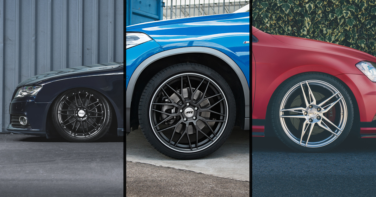 Discounted wheels