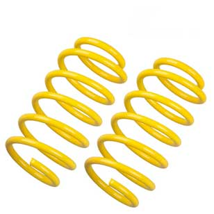 ST Lowering sport springs 28270004 for PEUGEOT 306