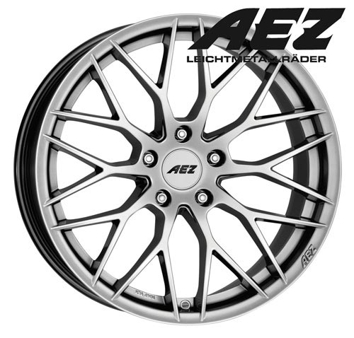 AEZ Wheel Antigua 9,5x19 ET28 5x120 19 Inch