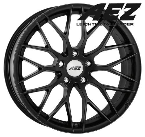 AEZ Wheel Antigua dark 8,5x19 ET18 5x120 19 Inch