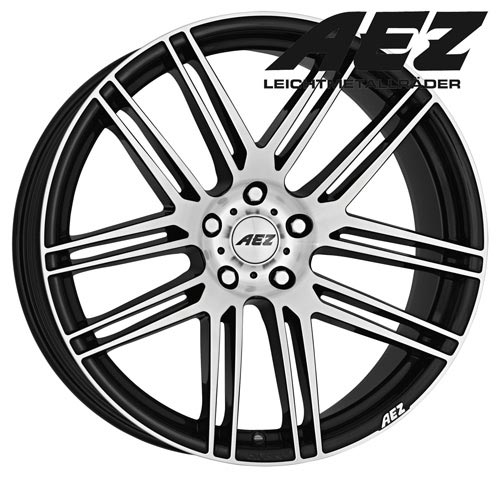 AEZ Wheel Cliff dark 9,0x20 ET25 5x120 20 Inch