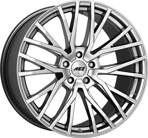 AEZ Wheel Panama high gloss 10,0x20 ET19 5x112 20 Inch