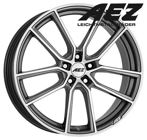 AEZ Wheel Raise 8,0x19 ET35 5x112 19 Inch