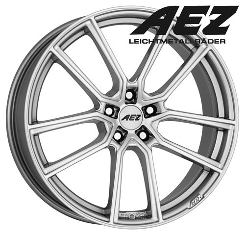 AEZ Wheel Raise hg 8,0x19 ET45 5x108 19 Inch