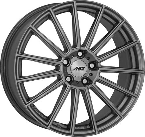 AEZ Wheel Steam graphite 9,0x19 ET53 5x112 19 Inch