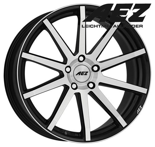 AEZ Wheel Straight 8,0x18 ET35 5x100 18 Inch