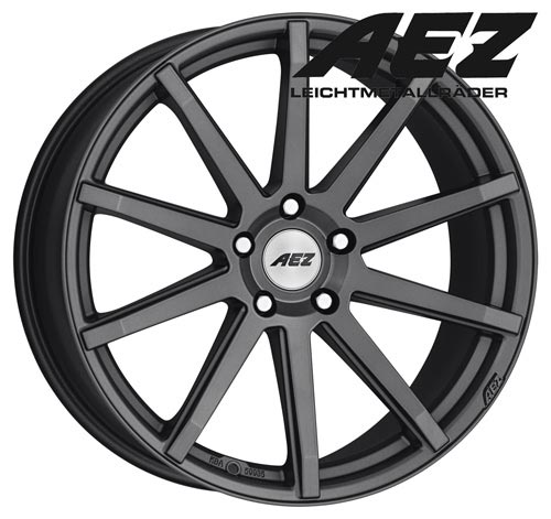 AEZ Wheel Straight dark 8,0x18 ET45 5x108 18 Inch