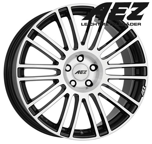 AEZ Wheel Strike 9,0x20 ET40 5x120 20 Inch