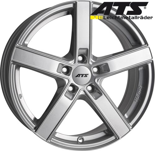 ATS Wheel Emotion 7,5x17 ET35 5x112 17 Inch polar-silber