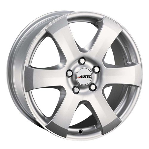 Autec Wheel Baltic 6,5x15 ET38 5x120 15 Inch Brilliant silver