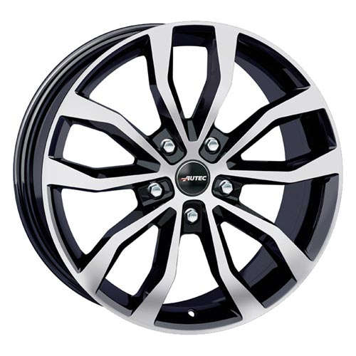 Autec Wheel Uteca-swp 8,0x18 ET28 5x112 18 Inch Black polished