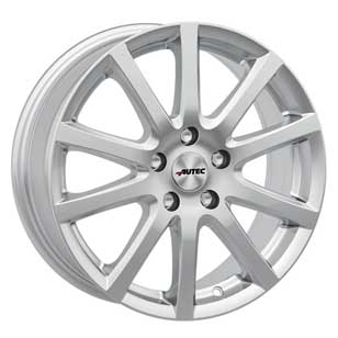 Winter wheels Autec Skandic (ECE) 7x17 5x112 with 215/65R17 99H  Continental for Seat