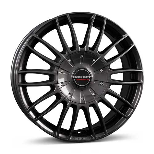 Borbet Wheel CW 3 7,5x18 ET35 5x127 18 Inch mistral anthracite glossy