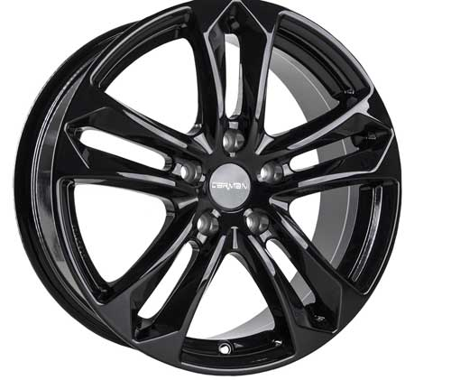 Carmani Wheel 05 Arrow 7,0x16 ET35 5x120 16 Inch Black