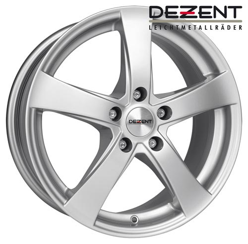 Dezent Wheel RE 6,5x15 ET38 5x112 15 Inch