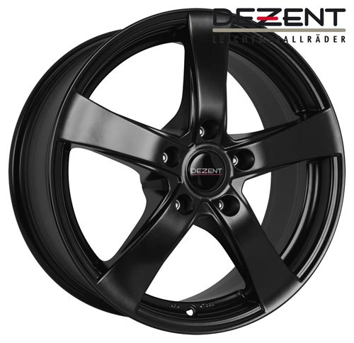 Dezent Wheel RE dark 6,0x15 ET38 4x100 15 Inch