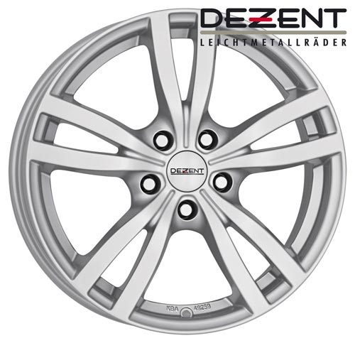 Dezent Wheel TC 6,0x15 ET43 5x100 15 Inch
