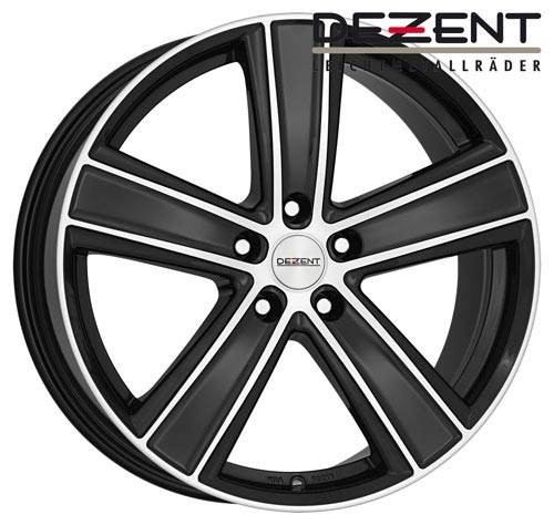 Dezent Wheel TH dark 7,0x16 ET37 5x108 16 Inch