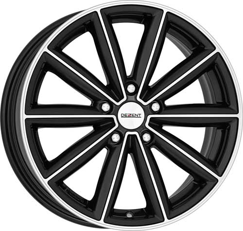 Dezent Wheel TM dark 6,5x16 ET54 5x112 16 Inch