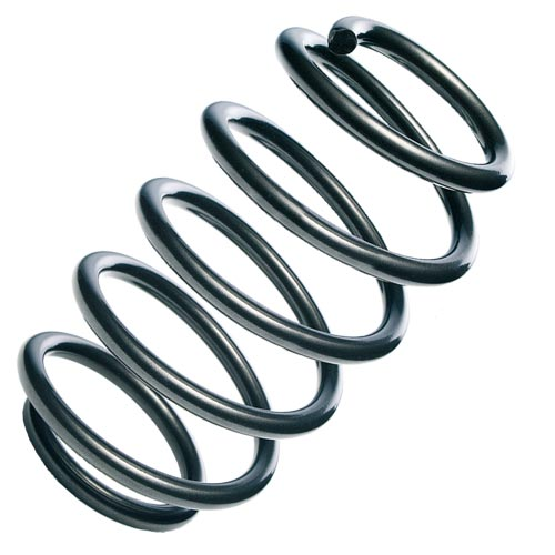 OE Replacement front coil spring 1151928 ­2S61 5310 AC 1146134 1151928 49628 37-148041 997 652 RA1394 4027591 13340 10153 CS0484 for FORD FIESTA V