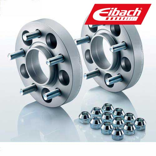 Eibach Pro-Spacer 25mm S90-4-25-040 for Kia Carens Iii, Sorento Ii