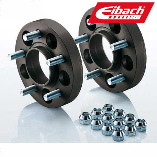 Eibach Pro-Spacer 20mm S90-4-20-008-B for Ford C-Max, Focus C-Max, Focus Ii, Focus Iii, Focus Iv, Focus Iv Stufenheck, Focus Iv Turnier, Grand C-Max, Grand C-Max Van, Kuga I, Kuga Ii, Kuga Ii Van, Mondeo Iii, Mondeo Iii Stufenheck, Mondeo Iii Turnier, Mo