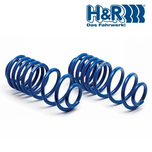 H&R Lowering Springs 29970-2 for BMW 3er E36 Compact