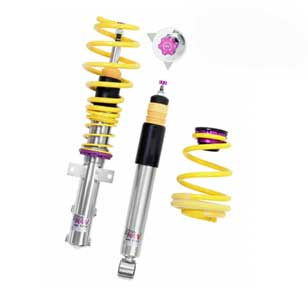 KW Coilover Variant 2 inox 15281021 for VW Golf