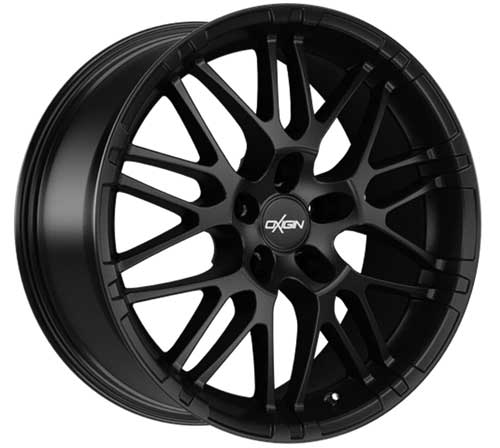 Oxigin Wheel 14 Oxrock 7,5x17 ET35 5x100 17 Inch Black matt