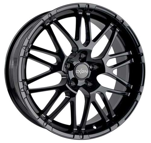 Oxigin Wheel 14 Oxrock 10,0x22 ET20 5x120 22 Inch Black