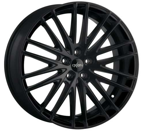Oxigin Wheel 19 Oxspoke 8,5x20 ET35 5x112 20 Inch Black matt
