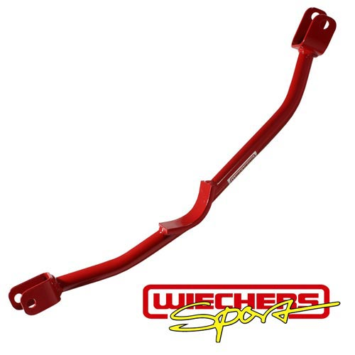 Wiechers strut bar steel 333009 for Opel Astra front below
