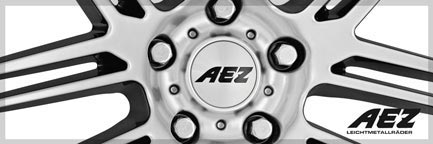 Detail 1 AEZ Wheel Cliff 7,0x17 ET40 5x114,3 17 Inch