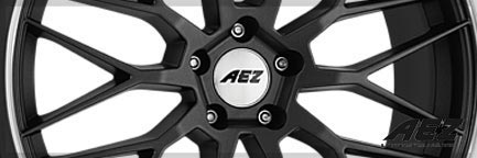Detail 1 AEZ Wheel Crest dark 7,5x17 ET40 5x112 17 Inch