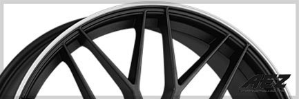 Detail 3 AEZ Wheel Crest dark 8,0x19 ET35 5x112 19 Inch