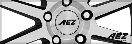 Detail 1 AEZ Wheel Straight 8,5x19 ET35 5x112 19 Inch