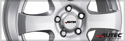 Detail 1 Autec Wheel Baltic 5,5x14 ET43 4x100 14 Inch Brilliant silver