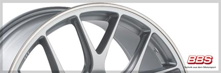 Detail 3 BBS Wheel CH-R 8,5x18 ET28 5x112 18 Inch brilliant silver