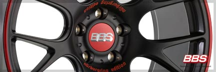 Detail 1 BBS Wheel CH-R 10,0x20 ET18 5x112 20 Inch Nürburgring-Edition